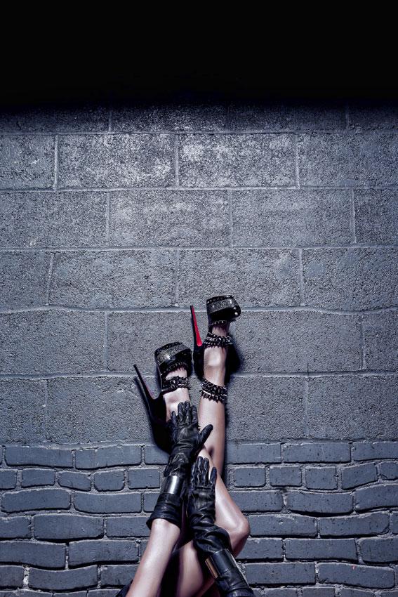 Shot by Roy Cox with Multiblitz Studio Lighting Equipment